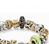 PANDORA国家纪念手链德国 - 潘朵拉珠宝
