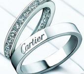 Cartier结婚对戒系列 - 卡地亚