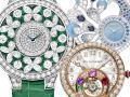 派对季的闪耀 璀璨夺目钻石腕表