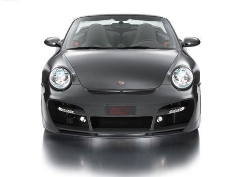 泰赫雅特保时捷911 turbo gtstreet cabri