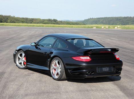 泰赫雅特保时捷911 turbo aerokit ii