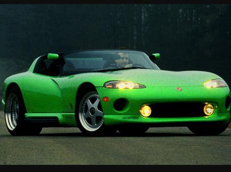 林斯比得道奇蝰蛇veleno概念车