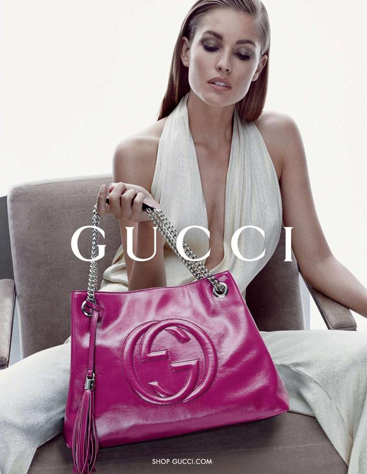 Gucci2014早春度假系列手袋