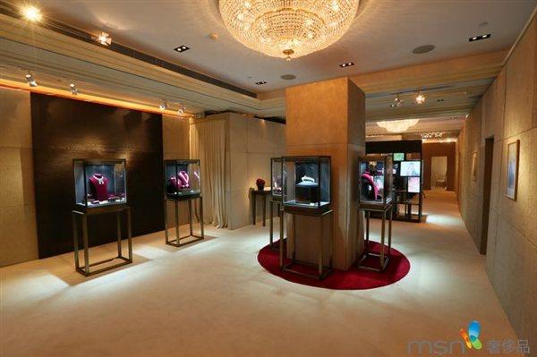 Unique Cartier展览 见证历史传承与当代杰作