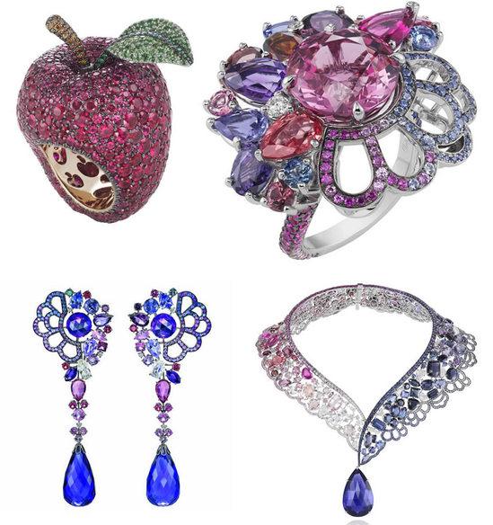Chopard萧邦 迪士尼公主系列珠宝