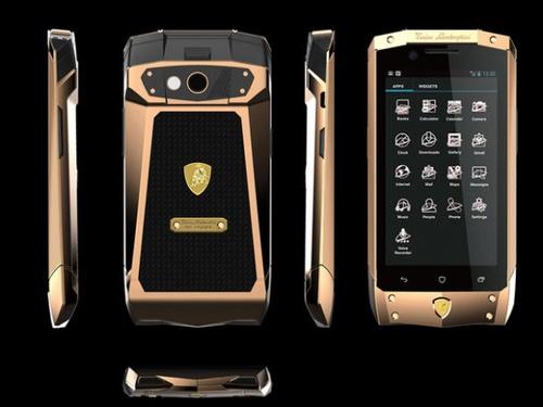 直接让你破产的10部奢华手机:高富帅必备神器