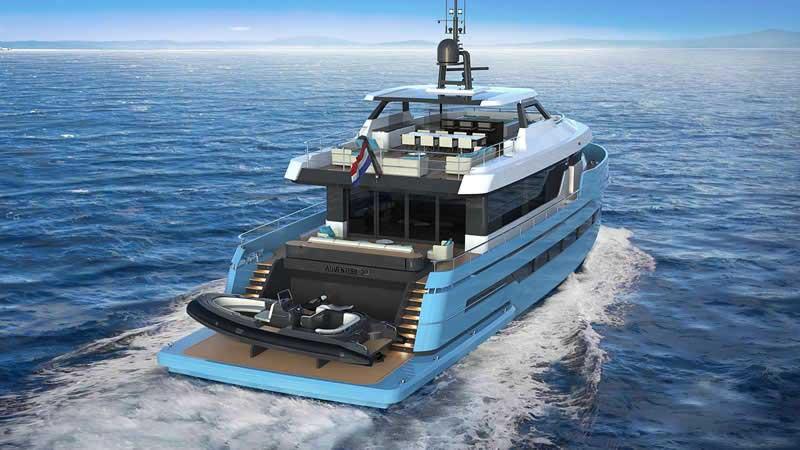 Lynx 公布 Adventure 系列最新超艇:Adventure 29
