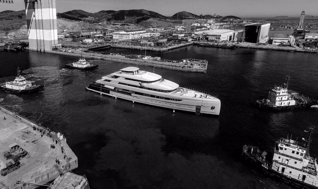 普莱德游艇88.5米超级游艇ILLUSION PLUS