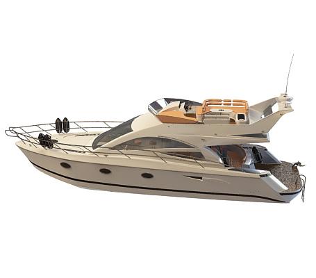 中型游艇(36-60英尺)