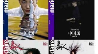 """FashionModels 2018年""""十佳封面""""产生,刘雯成最大赢家"""