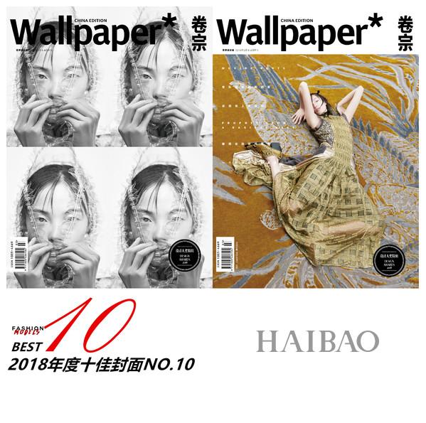 2018年度十佳封面