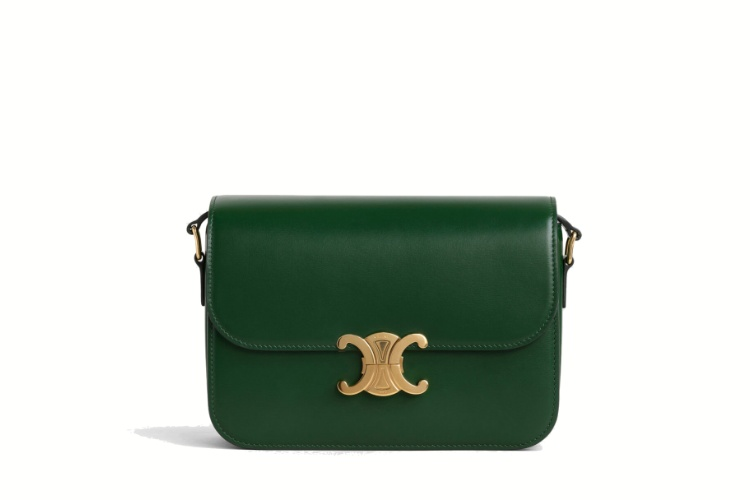 Chanel、Celine到Dior全都推出「夜幕绿」? 原来跟iPhone 11 最搭的包就是这5款-2