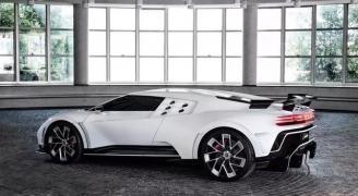 布加迪推出新款超跑,时速可达420公里,全球仅有10辆