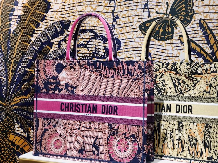 2019年Dior下半年必买包款推荐! 奶茶色蒙田包、迷彩马鞍包、马卡龙黛妃包都好烧-3