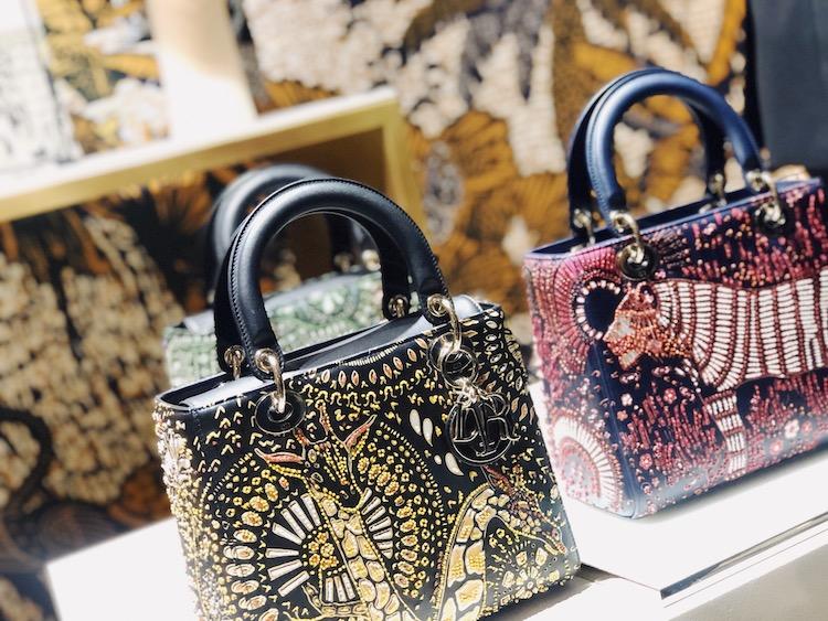 2019年Dior下半年必买包款推荐! 奶茶色蒙田包、迷彩马鞍包、马卡龙黛妃包都好烧-4