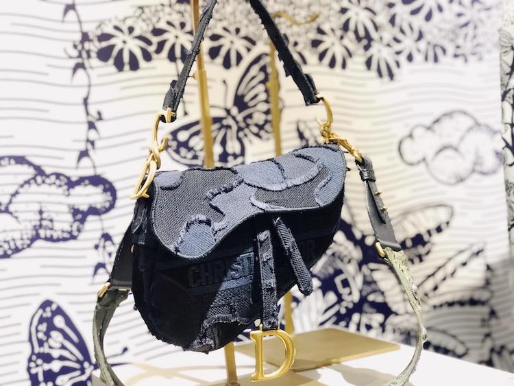 2019年Dior下半年必买包款推荐! 奶茶色蒙田包、迷彩马鞍包、马卡龙黛妃包都好烧-9