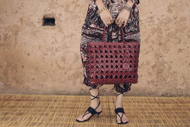 2019年Dior下半年必买包款推荐! 奶茶色蒙田包、迷彩马鞍包、马卡龙黛妃包都好烧-2