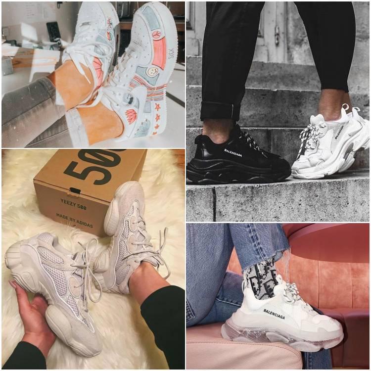 球鞋该怎么买? 2019下半年老爹鞋、小白鞋、厚底鞋14双推荐-0