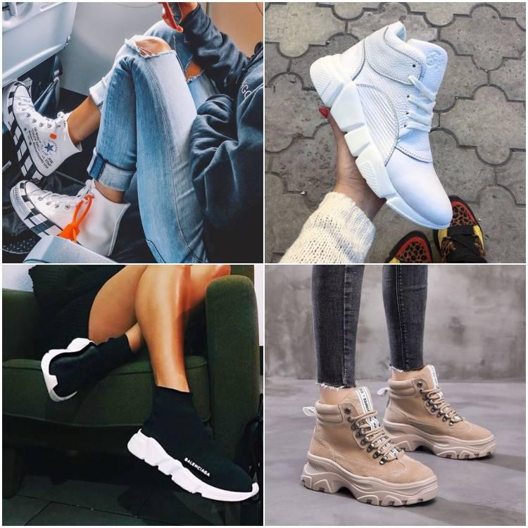 球鞋该怎么买? 2019下半年老爹鞋、小白鞋、厚底鞋14双推荐-8