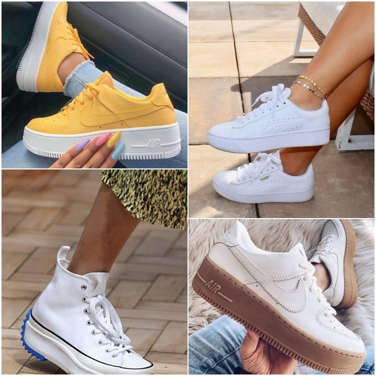 球鞋该怎么买? 2019下半年老爹鞋、小白鞋、厚底鞋14双推荐-15