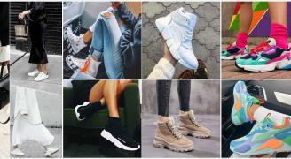 运动鞋该怎么买?2019下半年老爹鞋、小白鞋、厚底鞋14双推荐