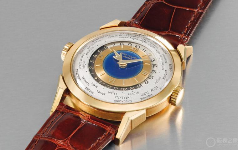 解析-百达翡丽最新世界时腕表