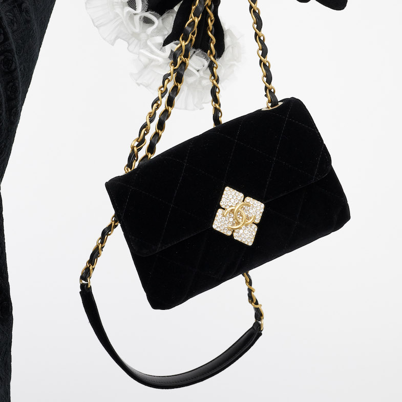Chanel包包推薦Top 10!工坊系列迷你包、子母包及珍珠包,請先預支2021春季薪水!-8